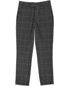 Leo & Zachary Boys Dual Stitch Dress Pants - LZ-493/893