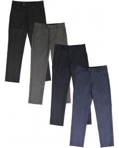 Leo & Zachary Boys Stretch Dress Pants - LZS-504/508