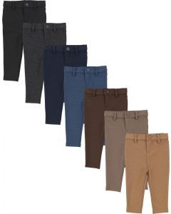 Lil Legs Boys Stretch Knit Dress Pants