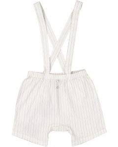 Little Cocoon Boys Pinstripe Overall - TD2143