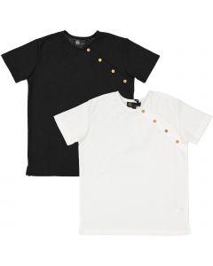 Little Cocoon Boys Short Sleeve Knit Shirt - TD2147