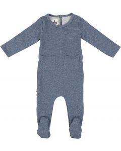 Maniere Baby Boys Sparkle French Terry Stretchie - SFFW20
