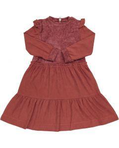 MEME Girls Chenille Dress - M5026