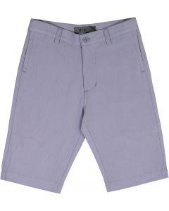 Mocha Noir Boys Dress Shorts - SB0CP840C