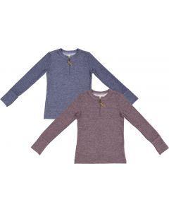 Montee Unisex Long Sleeve Cashmere Zipper Shirt - CCTM21