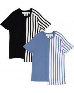 Neuf 9 Boys Short Sleeve Uneven Sweater  - SB0CP4153