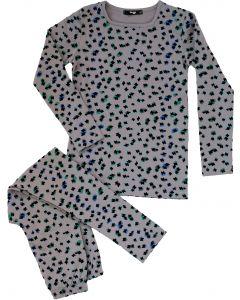 Noggi Boys Leopard Print Cotton Pajamas - 201011-970