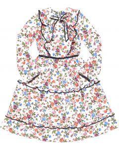 Noni Teens Floral Print Dress - SB1CYT1477