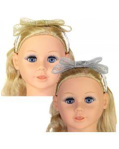 Riqki Baby Girls Star Mesh Headband - HB1902