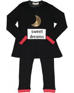Sister Fruit Girls Sweet Dreams Cotton Pajamas - 9730