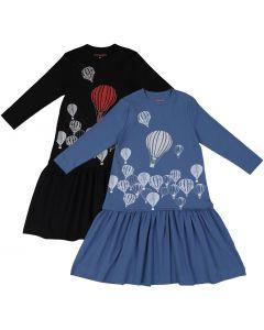 Smile Everyday Girls Hot Air Balloon Dress - 9452