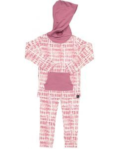 Sweet Bamboo Girls French Terry Hoodie & Jogger Outfit - BARP