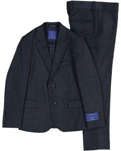 T.O. Collection Boys Stretch Suit - 9131-41