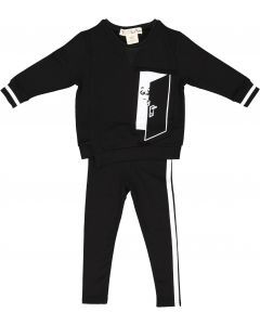 Teela Baby Unisex Peek-a-Boo Outfit - 13-036