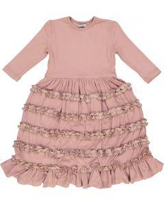 Tiffany Girls Ruffle Dress - S1Y2642D
