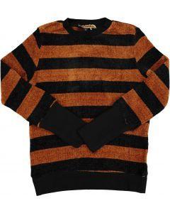 Tikie Studio Unisex Chenille Sweater - 3405