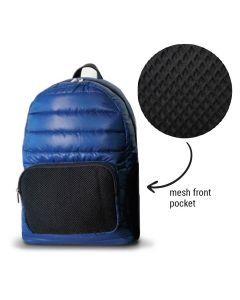 Top Trenz Puffer Backpack - BP-PUFN-MESH