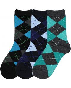 Trimfit Boys Dress Socks - 01785
