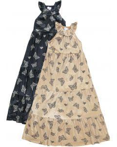 Whitlow & Hawkins Girls Butterfly Robe - 211004