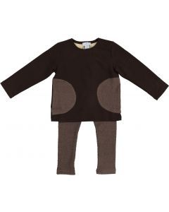 Whitlow & Hawkins Baby Boys Textured Outfit - 218003