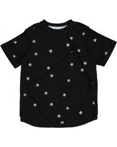 Whitlow & Hawkins Boys Short Sleeve Star T-shirt - 8010