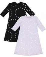 5 Stars Girls Scattered Stars Dress - SB1CP4379D