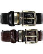 A.X.N.Y. Boys Herringbone Belt - TB1281