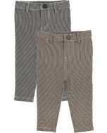 Analogie by Lil Legs Boys Dress Pants - Houndstooth