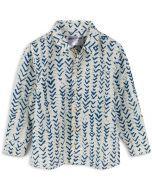 Buttonup by iKippah Boys Long Sleeve Dress Shirt - Check