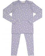 Fragile Boys Girls Unisex Cherry Print Cotton Pajamas - SB0CP4211