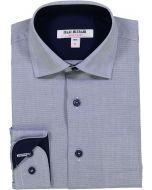 Isaac Mizrahi Boys Long Sleeve Dress Shirt - SH9540