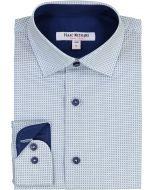 Isaac Mizrahi Boys Long Sleeve Dress Shirt - SH9615
