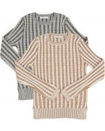 Slice Boys Cable Knit Sweater - WB1CY1500BS