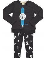 Teela Boys Cotton Watch Pajamas - PJSS20-1