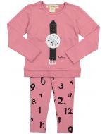 Teela Girls Cotton Watch Pajamas - PJSS20-2