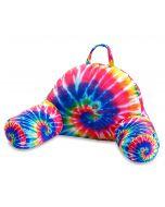 Top Trenz Spiral Tie Dye Lounge Pillow - HUS-TIE3